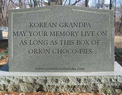 dead korean grandpa