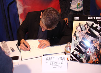 Matt Kindt's Head
